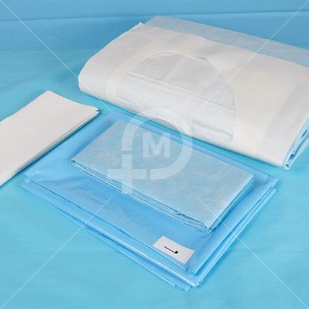 Set steril pentru cezariana, consumabile medicale, produse medicale, patos medical